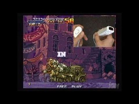 Metal Slug Anthology Nintendo Wii Trailer -