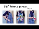 DIY fabric scraps ‖ Here's the way to use them up! |如何运用碎布 HandyMum