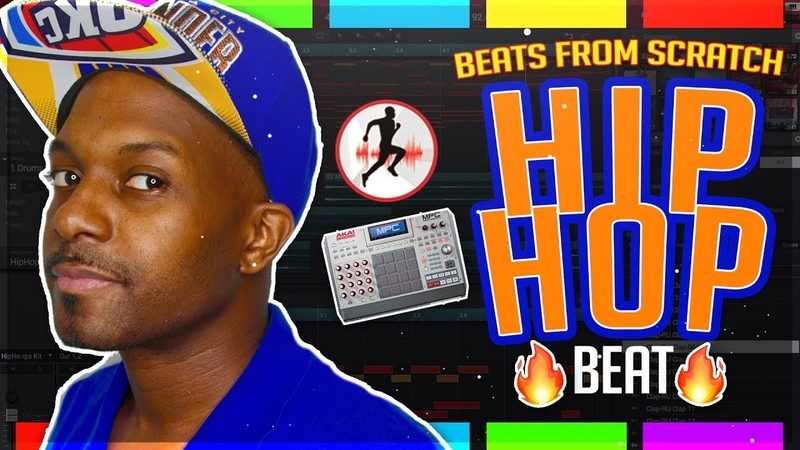 Akai mpc beat making: Watch me Go In on a Fast Paced Hype Hip Hop Beat