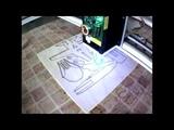 Резка фанеры 4 мм лазерным диодом