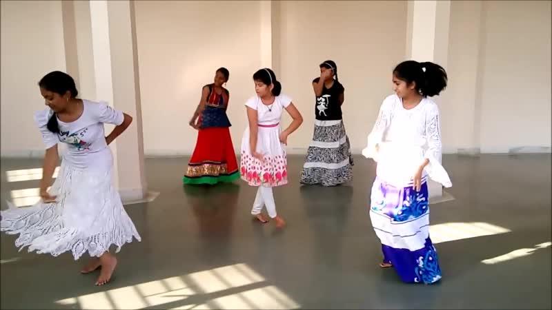 Prem Ratan Dhan Payo (Danspire Choreography)