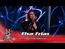 Шоу Голос Португалия 2018. - Эльза Фриас с песней «Тишина». — The Voice Portugal 2018. - Elsa Frias - The Silence