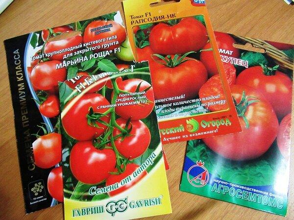 Почему эти два сорта помидор, как спасательный круг, сажаю каждый год.