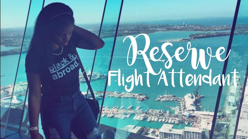 RESERVE FLIGHT ATTENDANT: PAY, CREW SCHEDULING, PROS CONS | TAYLOR TRAVELS
