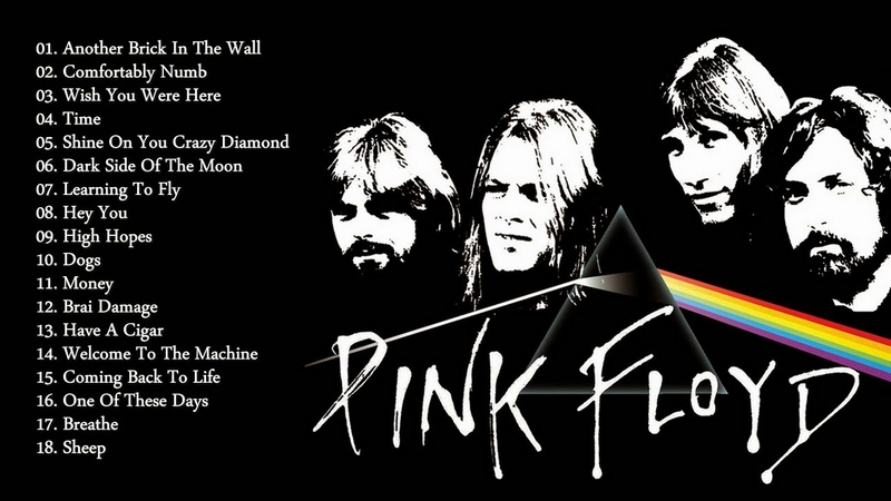 Pink Floyd Greatest Hits Full Album - Pink Floyd Playlist 2017 - Pink Floyd Live New