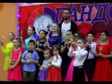 Новогодний праздник в танцевально-спортивном клубе