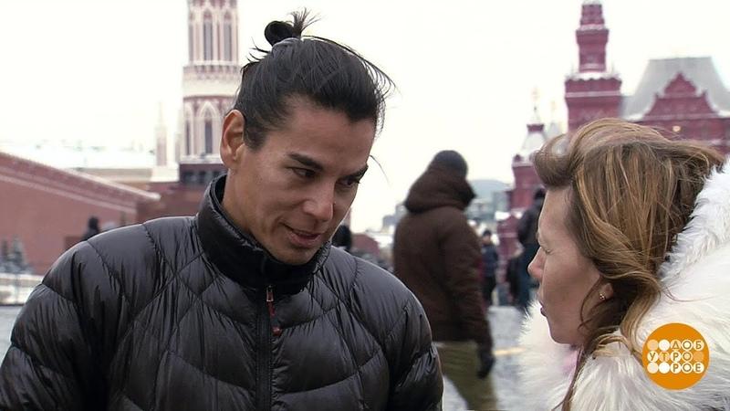 Хулио Иглесиас-младший и все-все-все. 19.12.2018