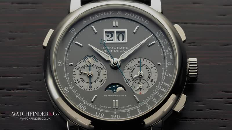 Proof The Moon Landings Were Real – A. Lange Söhne Watchfinder Co.