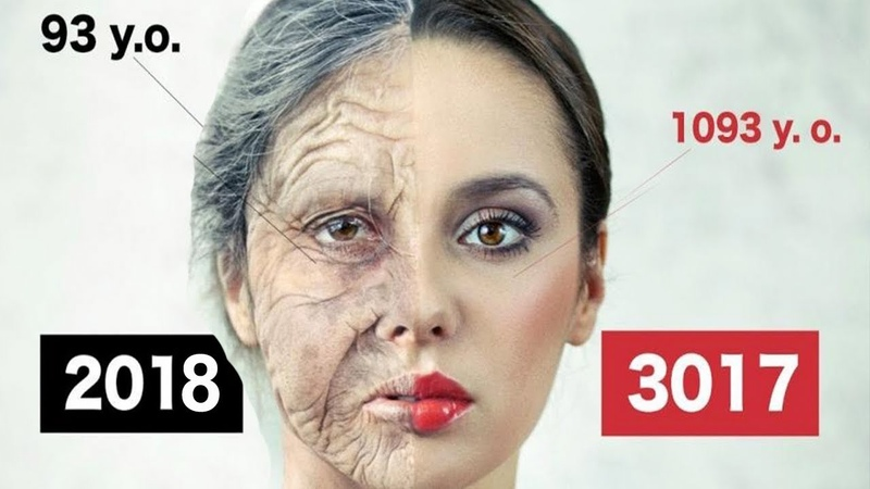 If You're Still Alive Next Year, You Might Live To Be 1,000 Years Old...