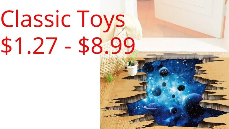 Classic Toys $1.27 - $8.99
