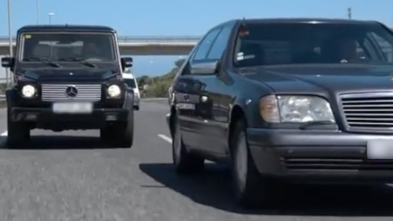 ТЕ САМЫЕ ЛЕГЕНДЫ ИЗ 90-Х. MERCEDES И BMW