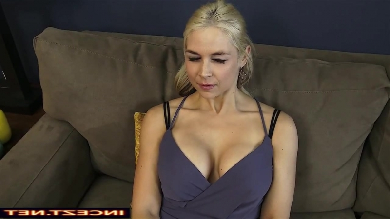 Incezt: Sarah Vandella fucked sexy mom and cumshot on ass (porno, incest, sex, family, milf, ass, tits,