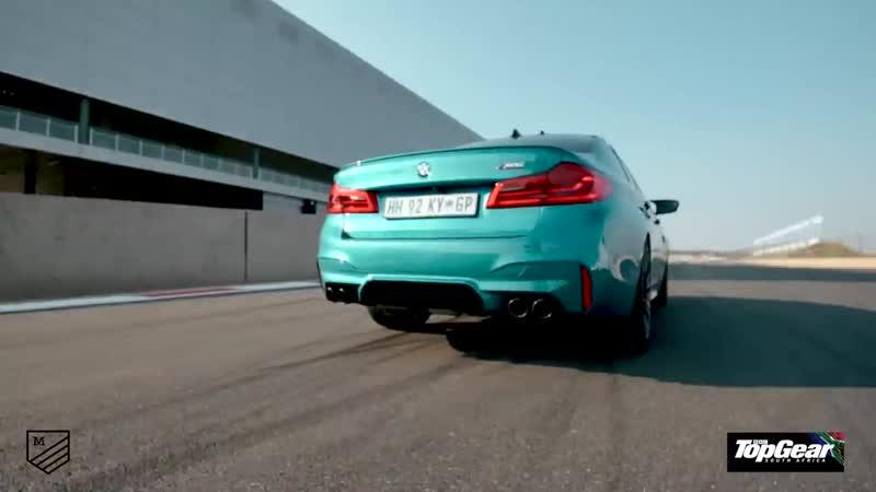 BMW M5 vs Mercedes-AMG E63s Drag Race