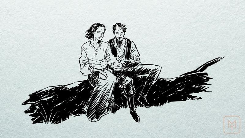 Краткое содержание - Барышня-крестьянка (из цикла «Повести покойного Ивана Петровича Белкина»)