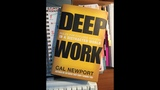 Deep Work Rules for Focused Success in a Distracted World Audiobook
