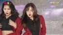 180901 INK 위키미키(Weki Meki) - Hot Summer f(x) 라라라(La La La)