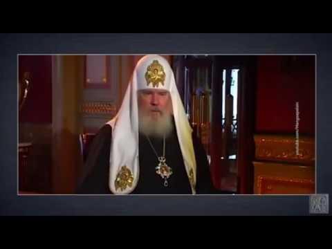 Филарет(Михаил) Денисенко даёт слово патриарху Алексию II отказаться от украинского престола