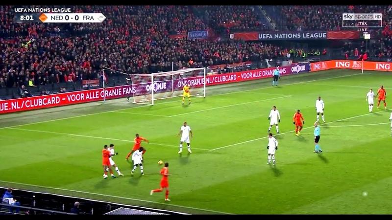 Koeman's Tactical Masterclass Netherlands France Tactical Analysis