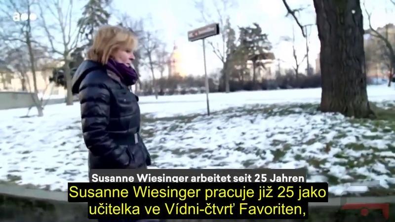 Vídeňská učitelka mluví o potížích s dětmi přistěhovalců