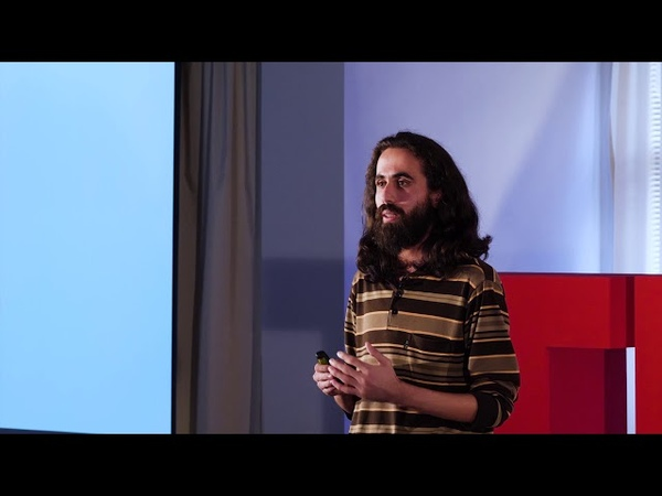 Why Should We Talk about Trauma Habib Nobakht TEDxTomskStateUniversity
