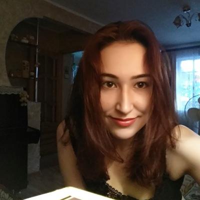 Аня Первакова