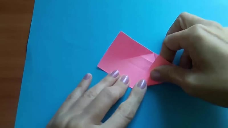 Объемная РОЗА Из Бумаги Своими Руками. Легкий Цветок Для Подарка, Открыток, Декора Дома
