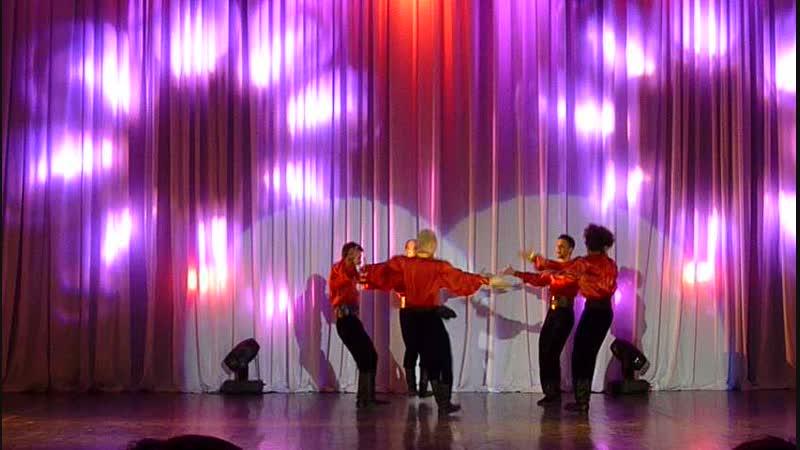 танец бессарабских цыган