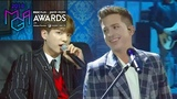 Charlie Puth &amp Jungkook (BTS) - We Don't Talk Anymore @ 2018 MGA