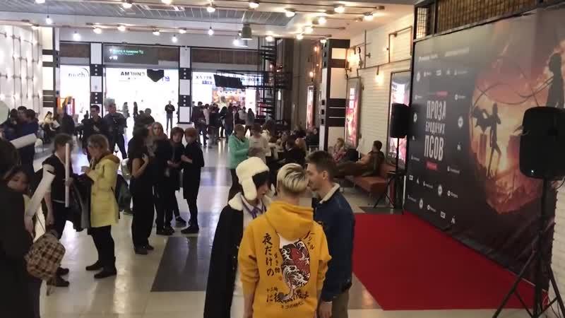 Соеров Россия в аниме, а аниме в России - Стоит ли идти в кино на Прозу Бродячих Псов