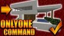 Командный Блок:Модерн Дом за 1 секунду в майнкрафт | Команды