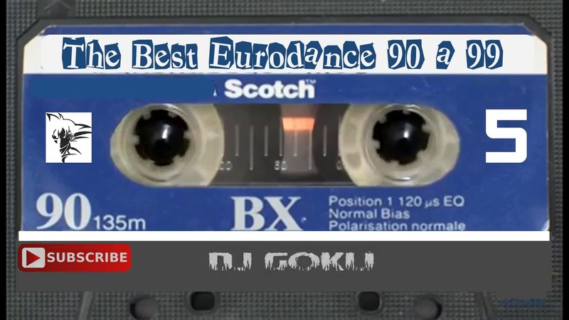 The Best Eurodance ( 90 a 99 ) - Part 5 ( Repost due to exclusion )