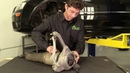 Replacing the Front Air Strut on an Audi A8 D3 Chassis with an Arnott New or Reman Strut
