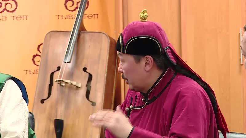 Встреча в Центре тувинской культуры 1 февраля 2019 г