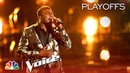 Kirk Jay Performs a Heartfelt Rendition of One More Day - The Voice 2018 Live Playoffs Top 24
