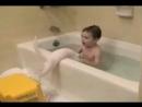 Киса, пойдем мыться =)