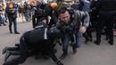 На Театральній площі поліціянти пов'язали представників Нацкорпусу Опубликовано 16 мар 2019 г