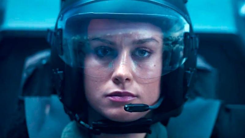 Фильм «Капитан Марвел» — Русский трейлер [2019]