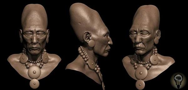 Тайна удлиненных черепов Паракаса. Люди или нет