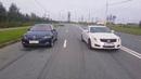 Заезд Cadillac ATS 2 0 276 vs Skoda Superb 2 0 220