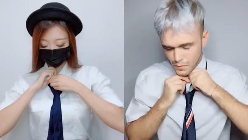 Những Màn Ghép Video Như Thật Trên Tik Tok Trung Quốc