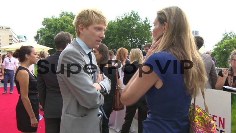 Domhnall Gleeson at 'About Time' World Premiere