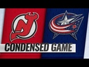 New Jersey Devils vs Columbus Blue Jackets Jan 15 2019