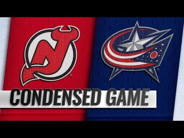 New Jersey Devils vs Columbus Blue Jackets | Jan.15, 2019