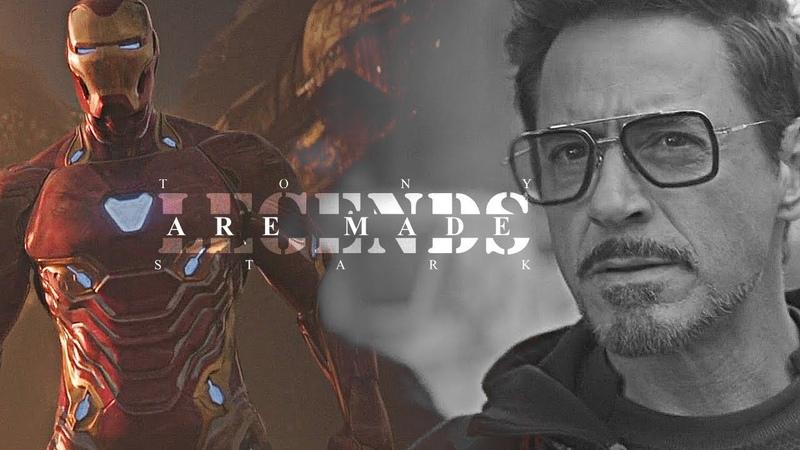 Tony Stark | Legends Are Made