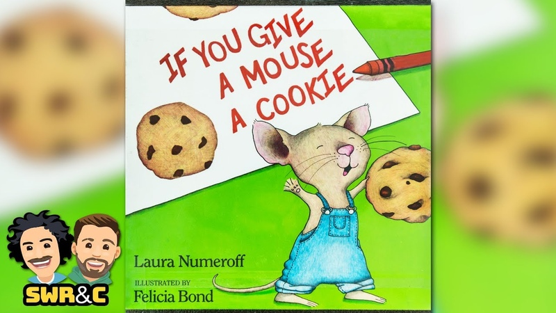 STORYTIME | If You Give A Mouse A Cookie by Felicia Bond | READ ALOUD