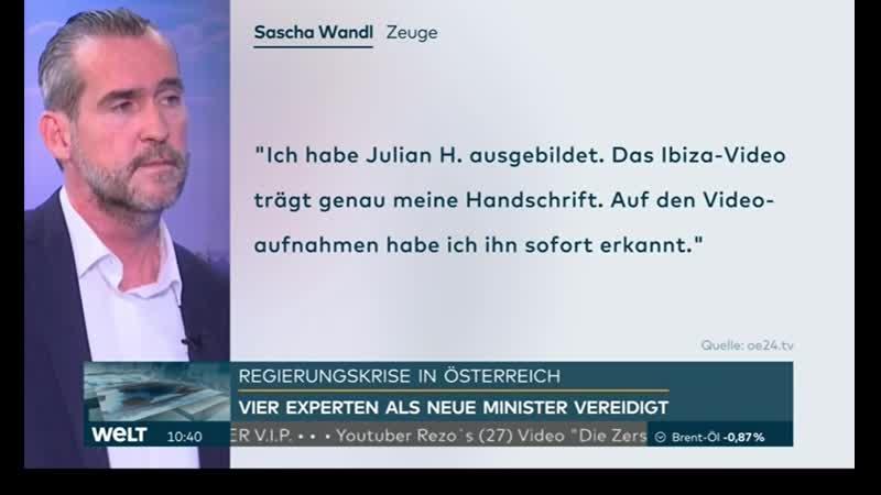 Shvid_zum fpö-ibiza scandal video : den tätern auf der spur?.../ Heiko Maaslos gibt seinen dummschwätz mal wieder auch dazu