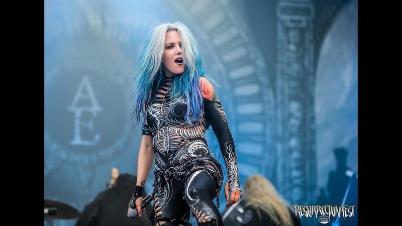 Arch Enemy - Nemesis (Live at Resurrection Fest EG 2017)