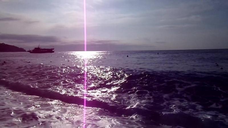 Испания. г. Ллоретт, утро..замечательное !! )).2018 год