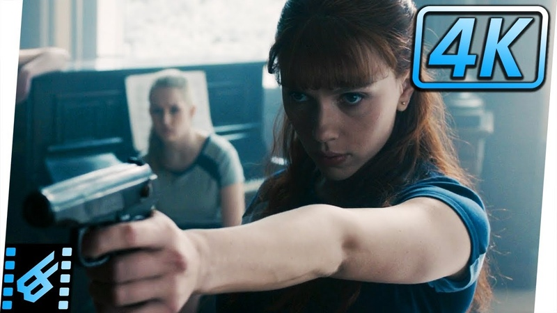 Captain America, Black Widow Thor Haunting Visions | Avengers Age of Ultron (2015) Movie Clip