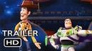 TOY STORY 4 Official Teaser Trailer 2 (2019) Tom Hanks, Tim Allen Disney Pixar Animated Movie HD